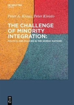 The Challenge of Minority Integration (eBook, ePUB)