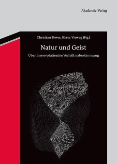 Natur und Geist (eBook, PDF)