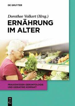 Ernährung im Alter (eBook, ePUB)