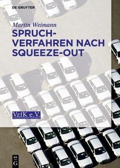 Spruchverfahren nach Squeeze-Out (eBook, PDF) - Weimann, Martin