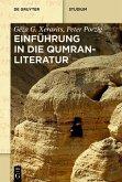 Einführung in die Qumranliteratur (eBook, ePUB)