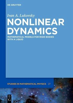 Nonlinear Dynamics (eBook, PDF) - Lukovsky, Ivan A.