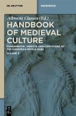 Handbook of Medieval Culture. Volume 3 (eBook, ePUB)