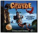 Robinson Crusoe - Das Original Hörspiel zum Kinofilm, 1 Audio-CD