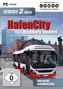 OMSI 2 - Hamburg Hafen City Modern (Addon)