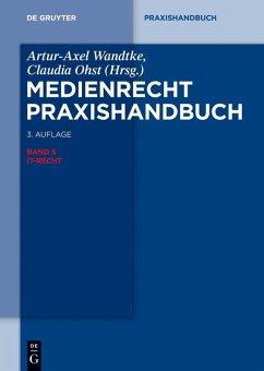 Medienrecht 5. IT-Recht (eBook, PDF)