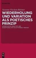 Wiederholung und Variation als poetisches Prinzip (eBook, PDF) - Flecken-Büttner, Susanne