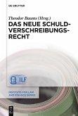 Das neue Schuldverschreibungsrecht (eBook, PDF)