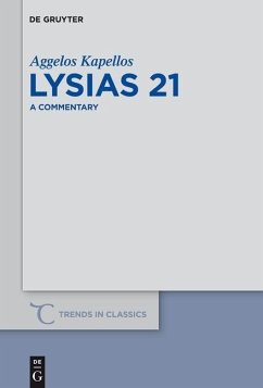 Lysias 21 (eBook, ePUB) - Kapellos, Aggelos