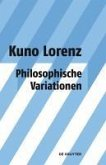 Philosophische Variationen (eBook, PDF)