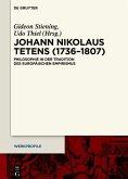 Johann Nikolaus Tetens (1736-1807) (eBook, PDF)