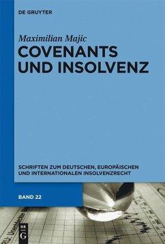 Covenants und Insolvenz (eBook, PDF) - Majic, Maximilian