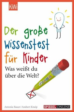 Der gro?e Wissenstest fur Kinder