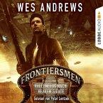 Höllenflug nach Heaven's Gate / Frontiersmen Bd.1 (MP3-Download)