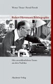 Robert Havemann Bibliographie (eBook, PDF)