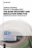 The Bank Recovery and Resolution Directive (eBook, PDF)