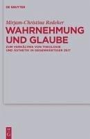 Wahrnehmung und Glaube (eBook, PDF) - Redeker, Mirjam-Christina