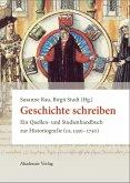 Geschichte schreiben (eBook, PDF)