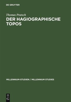 Der hagiographische Topos (eBook, PDF) - Pratsch, Thomas