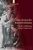 Das deutsche Künstlerdrama (eBook, PDF)