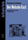 Der Welsche Gast (eBook, PDF)