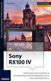 Foto Praxis Sony RX100 IV (eBook, PDF)