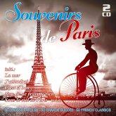 Souvenirs De Paris-50 Große Erfolge
