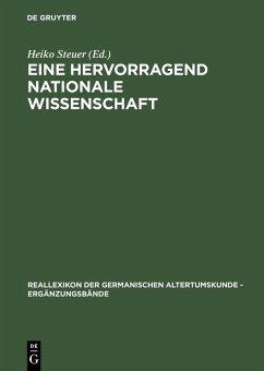 Eine hervorragend nationale Wissenschaft (eBook, PDF)