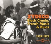 Zydeco: Black Creole,French Music & Blues 1929-19