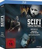 SciFi Triple Feature Bluray Box