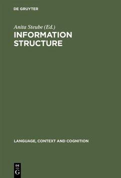 Information Structure (eBook, PDF)