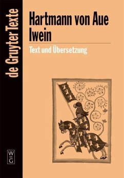 Iwein (eBook, PDF) - Aue, Hartmann Von