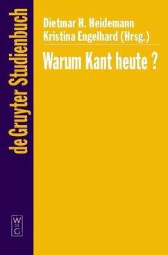 Warum Kant heute? (eBook, PDF)