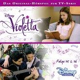Violetta - Folge 15 + 16 (MP3-Download)