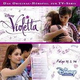 Violetta - Folge 13 + 14 (MP3-Download)