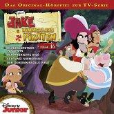 Disney - Jake und die Nimmerland Piraten -Folge 16 (MP3-Download)