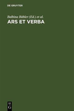 Ars et Verba (eBook, PDF)