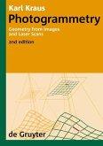 Photogrammetry (eBook, PDF)