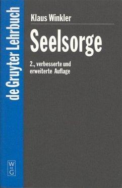 Seelsorge (eBook, PDF) - Winkler, Klaus