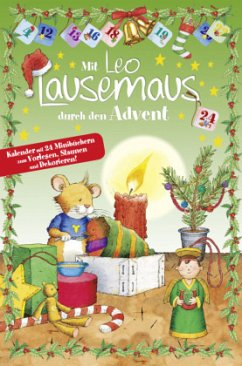 Mit Leo Lausemaus durch den Advent
