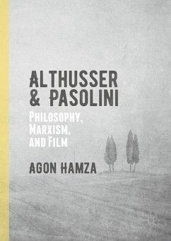 Althusser and Pasolini - Hamza, Agon