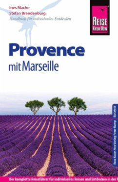 Reise Know-How Provence mit Marseille