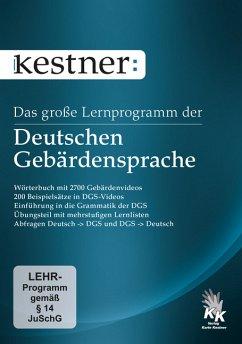 Das große Lernprogramm der Deutschen Gebärdensprache