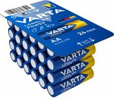 1x24 Varta Longlife Power AA LR 6 Ready-To-Sell Tray Big Box