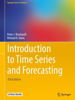 Introduction to Time Series and Forecasting - Brockwell, Peter J.; Davis, Richard A.