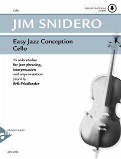 Easy Jazz Conception Cello
