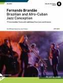 Brazilian And Afro-Cuban Jazz Conception, Trumpet, w. Audio-CD