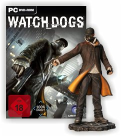 Watch_Dogs Bundle inkl. Aiden Pearce Figur