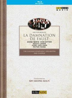 La Damnation De Faust - Otter,A.S.Von/Lewis,K./Van Dam,J./Rose,P./Solti