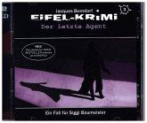 Eifel Krimi - Der letzte Agent, 2 Audio-CDs